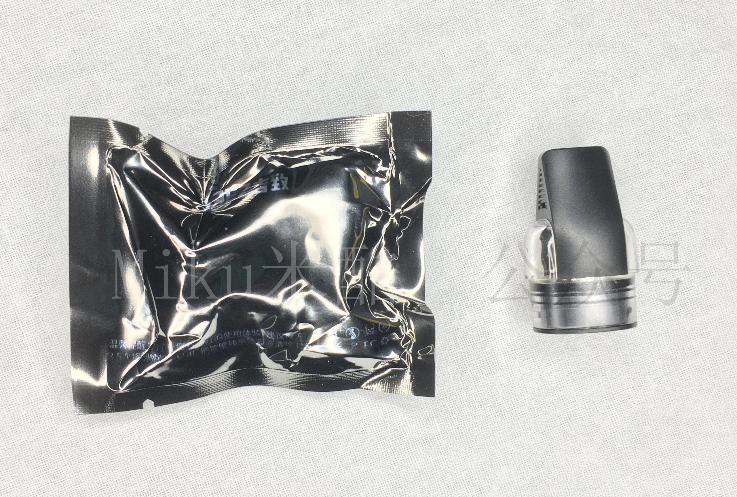 RELX悦刻一代通配烟弹展示